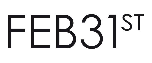logo de la marque de lunette FEB 31ST