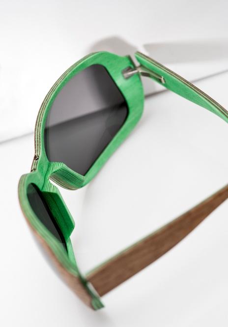 lunettes bois vert, Feb 31st