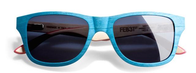 lunettes de soleil en bois modele gabriel, Feb 31st