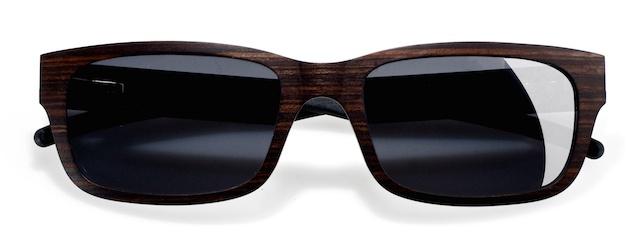 lunettes de soleil en bois modele magellano, Feb 31st