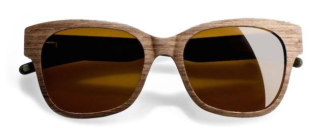 lunettes de soleil en bois modele parry, Feb 31st