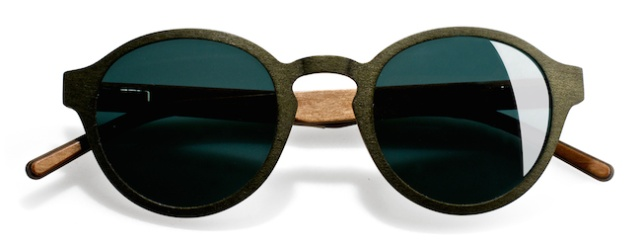 lunettes de soleil en bois modele livingstone, Feb 31st