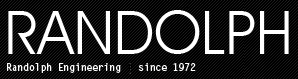 logo lunette randolph