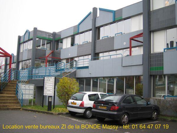 Immobilier massy bureaux entrepots location vente massy 91 essonne - Massy centre commercial ...